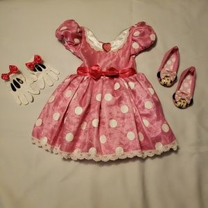 Minnie Mouse Costume size 2